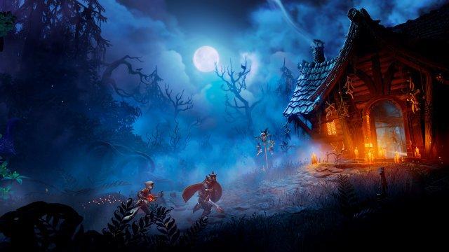 Screenshot - Trine 4: The Nightmare Prince (PC, PS4, Switch, One)