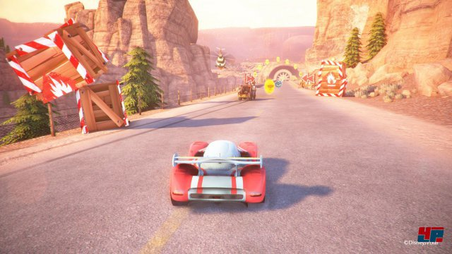 Screenshot - Rush: Ein Disney Pixar Abenteuer (PC)
