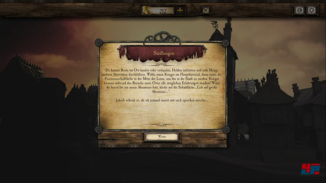 Screenshot - Warhammer Quest (PC)