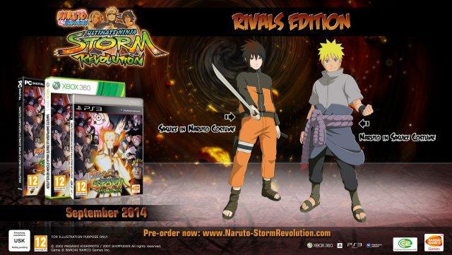 Screenshot - Naruto Shippuden: Ultimate Ninja Storm Revolution (360) 92481016