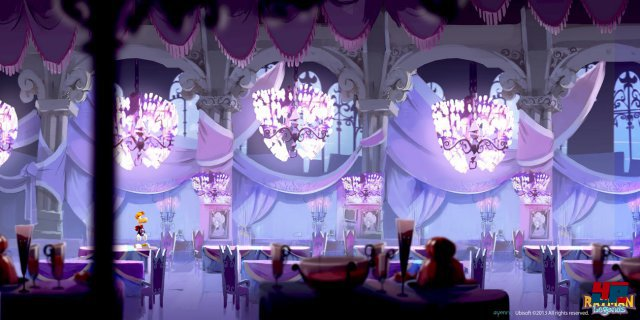 Screenshot - Rayman Legends (PlayStation4) 92495394