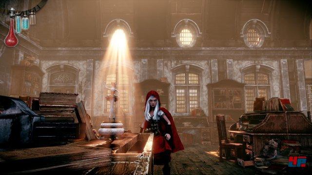 Screenshot - Woolfe: The Redhood Diaries (PC) 92502440