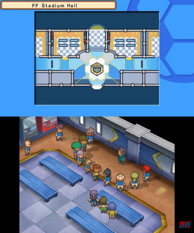 Screenshot - Inazuma Eleven 3: Team Oger greift an! (3DS) 92475101