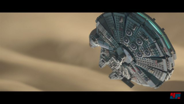 Screenshot - Lego Star Wars: Das Erwachen der Macht (PC) 92519422
