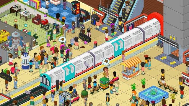 Screenshot - Overcrowd: A Commute 'Em Up (PC) 92625925