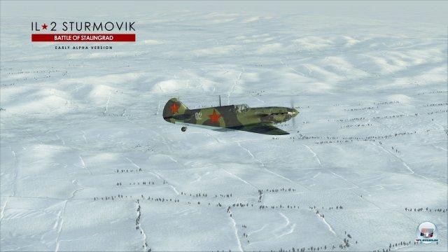 Screenshot - IL-2 Sturmovik: Battle of Stalingrad (PC) 92465485