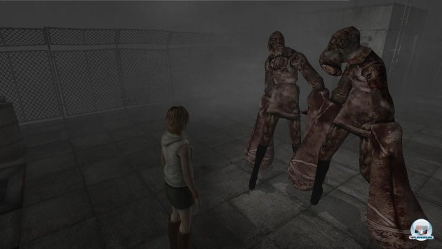 Screenshot - Silent Hill: HD Collection (360) 2308327