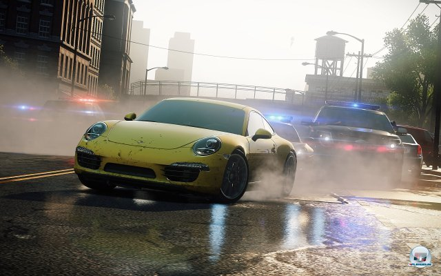 Screenshot - Need for Speed: Most Wanted (PlayStation3) 2364902