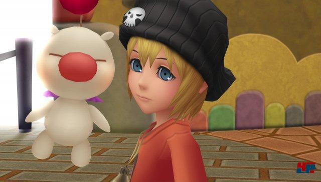 In Dream Drop Distance spielen nicht nur bekannte Helden und Disney-Figuren eine Rolle. Auch die Stars aus The World Ends With You bekommen einen Gastauftritt.