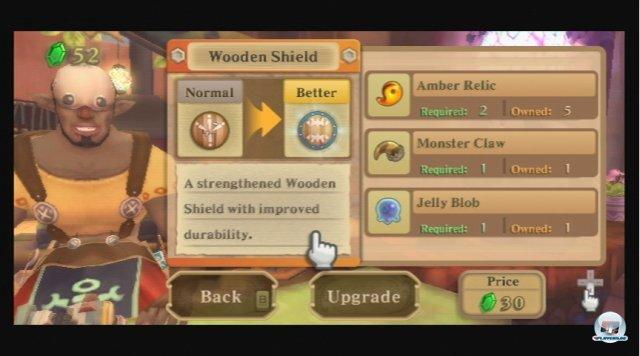 Screenshot - The Legend of Zelda: Skyward Sword (Wii) 2276527