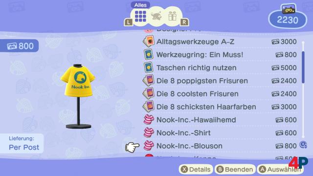 Screenshot - Animal Crossing: New Horizons (Switch) 92608322