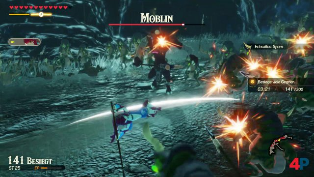 Screenshot - Hyrule Warriors: Zeit der Verheerung (Switch) 92629190
