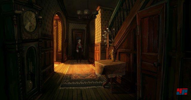 ...die Kulissen nutzen die gleiche Grafik-Engine wie Silence: The Whispered World 2.