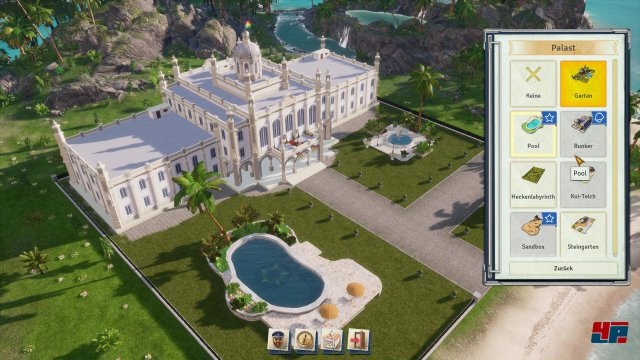 Screenshot - Tropico 6 (PC)