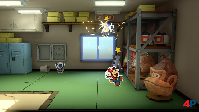 Screenshot - Paper Mario: The Origami King (Switch) 92619580