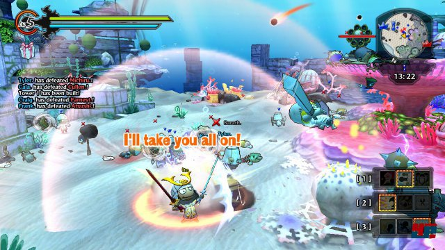 Screenshot - Happy Wars (PC) 92481206