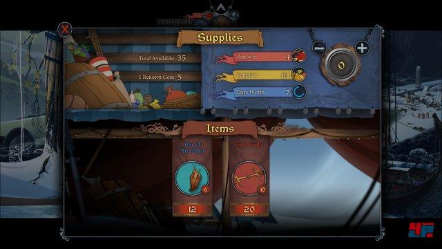 Screenshot - The Banner Saga 2 (PC) 92522809