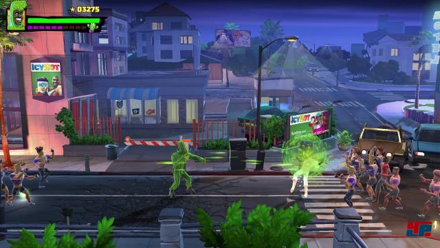 Screenshot - Shaq Fu: A Legend Reborn (PS4) 92569393