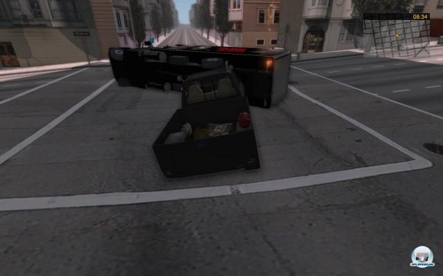 Screenshot - Bus- & Cable Car-Simulator: San Francisco (PC)