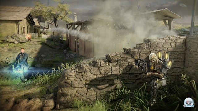 Screenshot - Resistance 3 (PlayStation3) 2227969