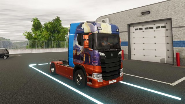 Screenshot - Truck Driver (PS4, Switch, One) 92629555