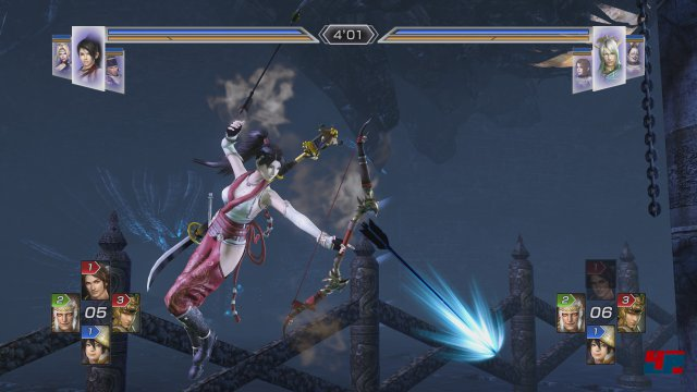 Screenshot - Warriors Orochi 3 Ultimate (PlayStation4) 92490081