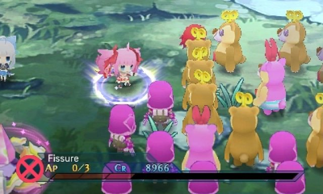 Screenshot - Lord of Magna: Maiden Heaven (3DS) 92503808