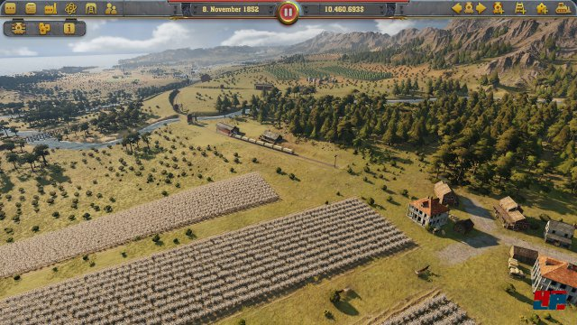 Screenshot - Railway Empire (Linux) 92540912