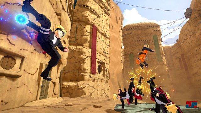 Screenshot - Naruto to Boruto: Shinobi Striker (PC) 92551424