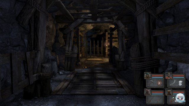 Screenshot - Legend of Grimrock (iPad)