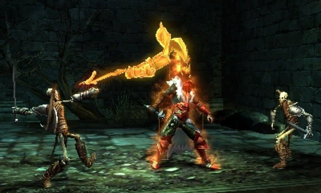 Screenshot - Castlevania: Lords of Shadow - Mirror of Fate (3DS) 92418512