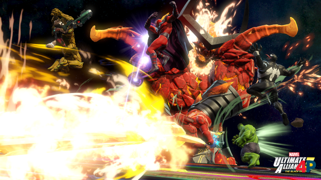 Screenshot - Marvel Ultimate Alliance 3: The Black Order (Switch) 92590052