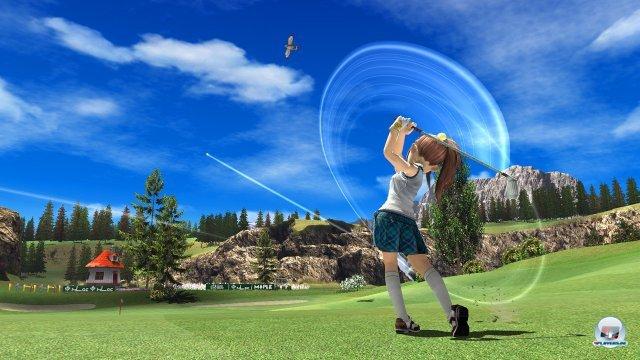 Screenshot - Everybody's Golf (PlayStation3)