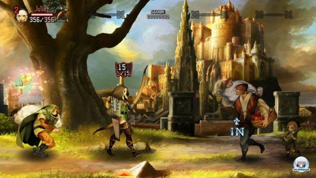 Screenshot - Dragon's Crown (PlayStation3) 92457256