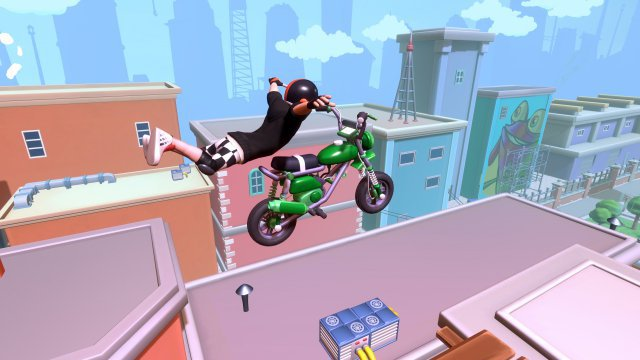 Screenshot - Urban Trial Tricky (PC, PS4, One)