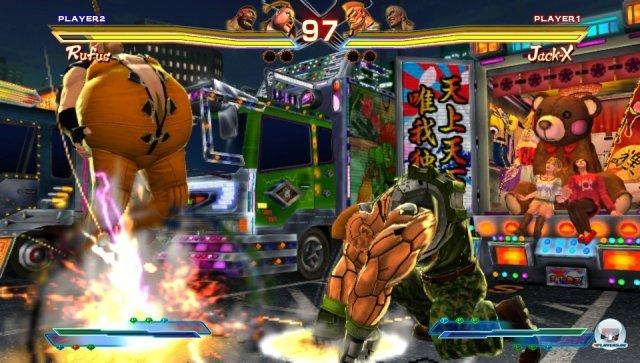 Screenshot - Street Fighter X Tekken (PS_Vita) 2376102