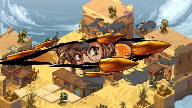 Screenshot - Metal Slug Tactics (PC) 92643831