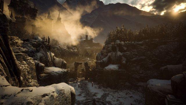 Technisch hinterlässt Village mit atmosphärischen Gemäuern und prächtigen Außenarealen einen sehr guten Eindruck.
