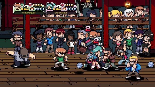 Screenshot - Scott Pilgrim vs. the World: Das Spiel (PS4) 92632629