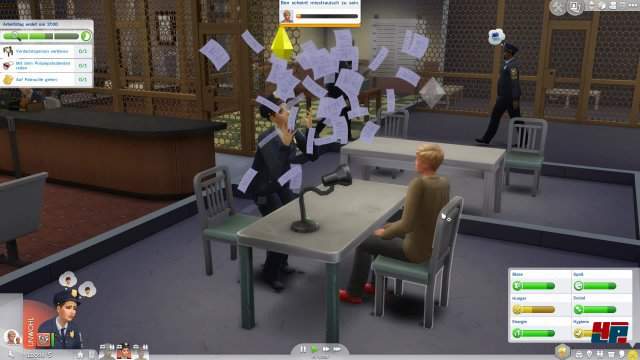 Screenshot - Die Sims 4: An die Arbeit (PC) 92502705