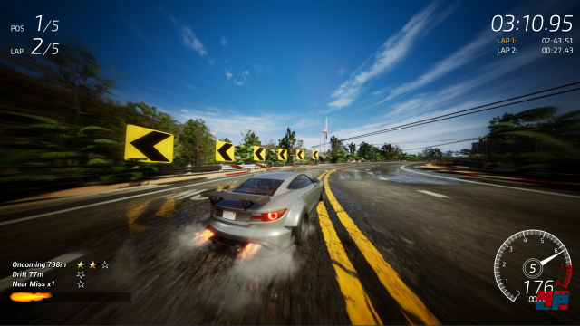 Screenshot - Dangerous Driving (PC) 92582266