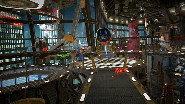 Screenshot - Rainbow Reactor: Fusion (OculusQuest, VirtualReality)