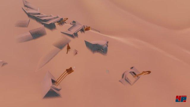 Screenshot - Journey (PlayStation4) 92510121