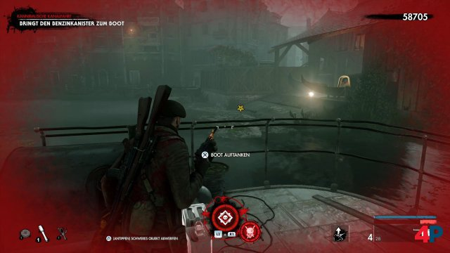 Screenshot - Zombie Army 4: Dead War (PS4)
