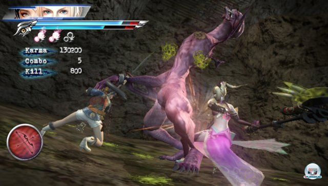 Screenshot - Ninja Gaiden: Sigma 2 (PS_Vita) 92456277