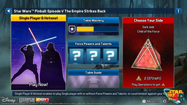 Screenshot - Star Wars Pinball (Switch) 92592600