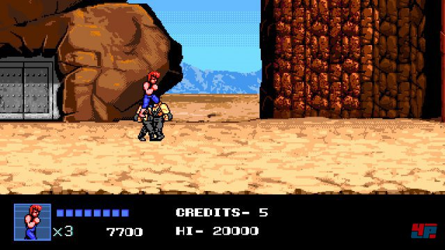Screenshot - Double Dragon 4 (PC) 92540701