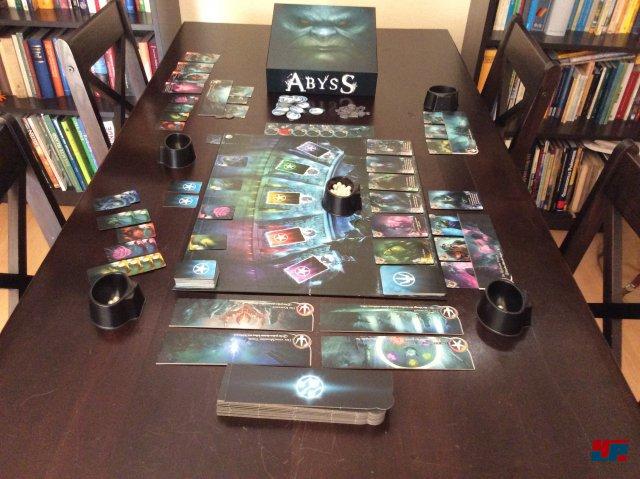 Screenshot - Abyss (Spielkultur)