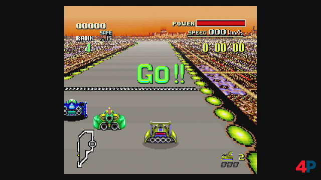 Screenshot - F-Zero (SuperNES) 92617832