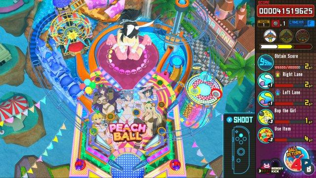 Screenshot - Senran Kagura: Peach Ball (Switch) 92592099